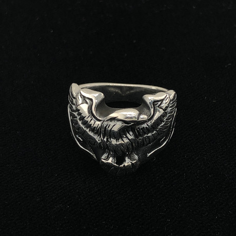 Americas Eagle Men's Ring (Size 8)
