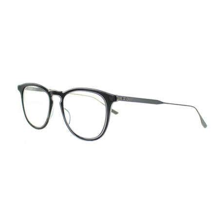 Dita // Unisex Round Optical Frames // Gray