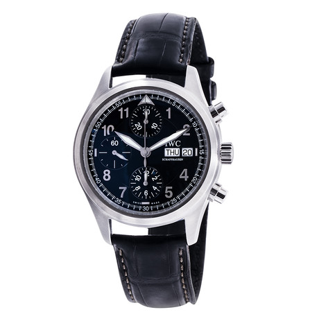 IWC Pilot's Spitfire Chronograph Automatic // IW3706-13 // Pre-Owned