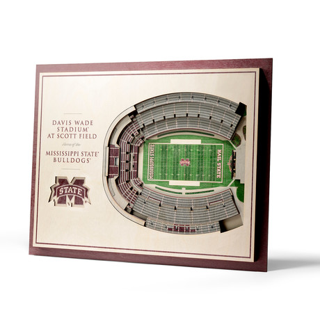 Mississippi State Bulldogs (5 Layer)