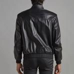 Grayson Leather Jacket // Black (M)
