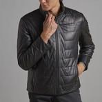 Josiah Leather Jacket // Black (XL)