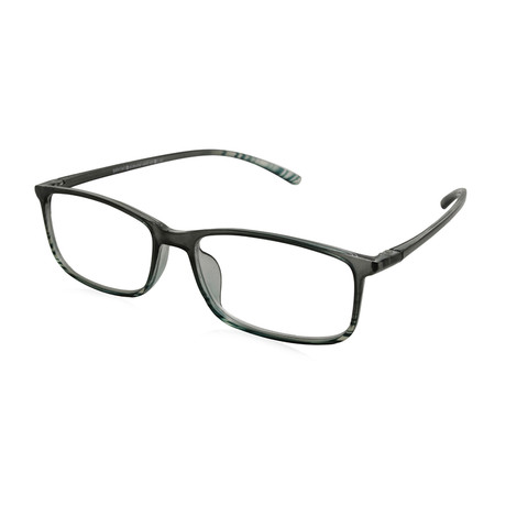 Andre Readers // Transparent Gray Horn (+1.00)