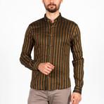 Ricardo Shirt // Khaki (L)