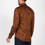 Charles Shirt // Camel (2XL)