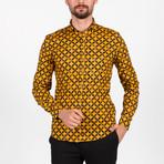 Terrell Shirt // Mustard (L)