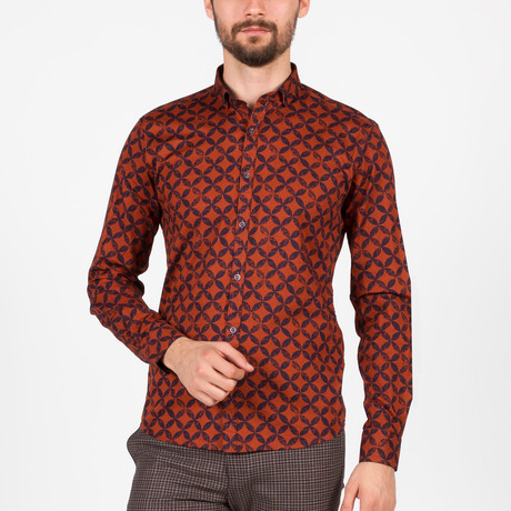 Terrell Shirt // Tile (S)