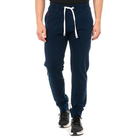 Scott Sweatpants // Navy Blue (Small)