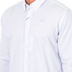 Rhys Long Sleeve Shirt // Blue (3X-Large)
