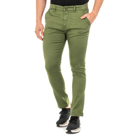 Johnny Trousers // Green (30)