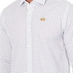Daniel Long Sleeve Shirt // White (3X-Large)