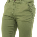 Johnny Trousers // Green (34)