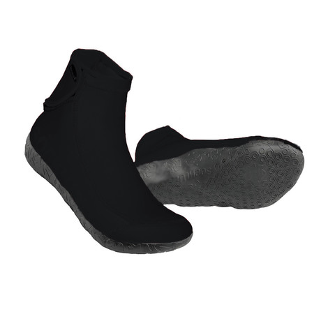 Sockwa // G Hi Shoe // Black (US: M4)