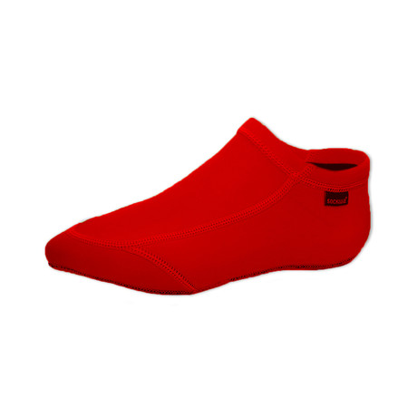 Sockwa // Playa Lo Beach Socks // Red (US: M4)