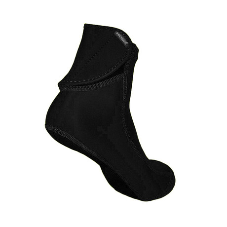 Sockwa // Playa Hi Beach Socks // Black (US: M4)