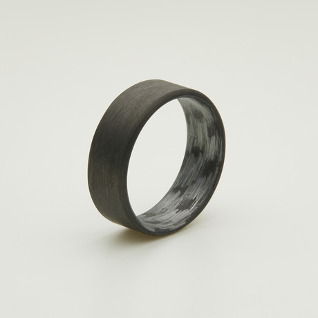 Carbon Fiber Unidirectional Ring // Texalium Inside (5)