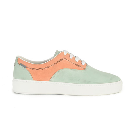 Wing Sneaker // Mint + Peach (Euro: 40)