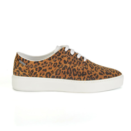 Wing Sneaker // Brown Leopard (Euro: 40)