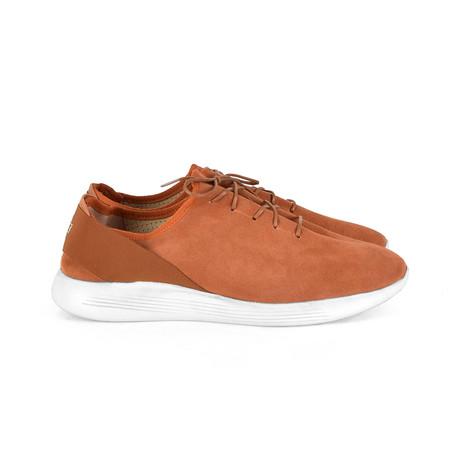 Pro Sneaker // Orange Suede (Euro: 40)