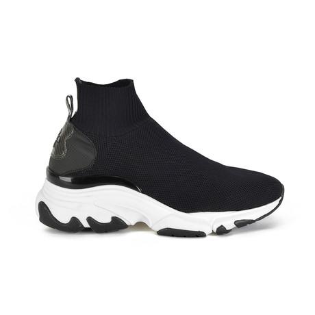 Ryder Sock Sneaker // Black (Euro: 40)