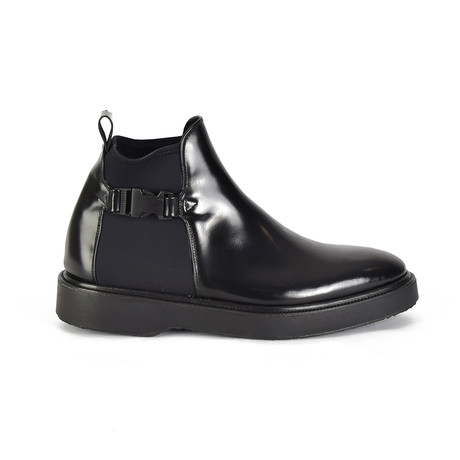 Shay Boot // Black Shine (Euro: 40)