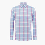 Jeremy Slim Fit Shirt // Blue (XL)