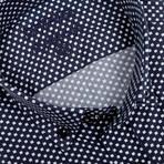 Gregory Slim Fit Shirt // Navy (L)