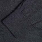 Wilson Woolen Polo Sweater // Anthracite (2XL)