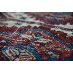 "Hamadan Runner // Hand Knotted Circa 1930 // 5'8""L x 3'4""W"