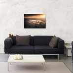 "Wild Horses III - Cappadocia - Turkey (18""W x 12""H x 0.75""D)"