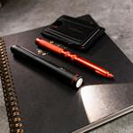 Nano Torch XL // Compact Flashlight // Black Aluminum