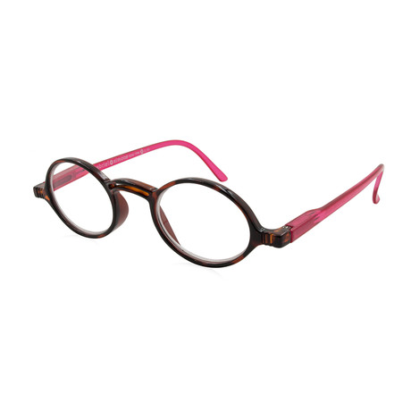 Rond Readers // Tortoise + Pink (+1.00)