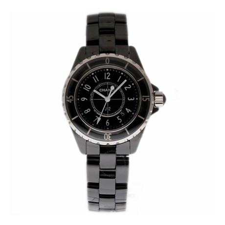 Chanel J12 Quartz // H0682 // Store Display