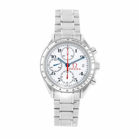 Omega Speedmaster Date Chronograph Automatic // O3515.20 // Store Display