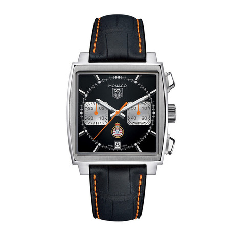 Tag Heuer Monaco Chronograph Automatic // CAW211K.FC6311 // Store Display
