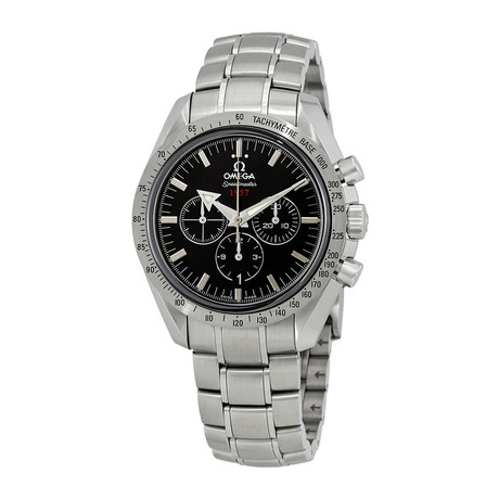 Omega Speedmaster Broad Arrow Chronograph Automatic // O321.10.42.50.01.001 // Store Display