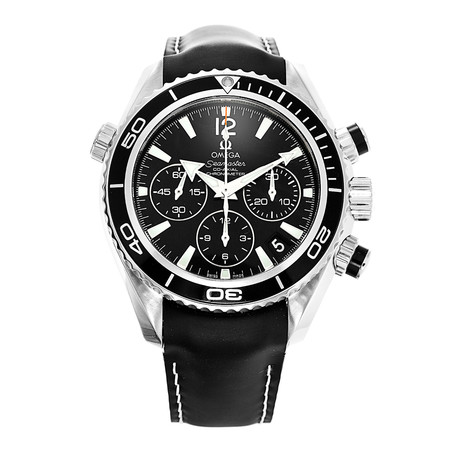 Omega Seamaster Planet Ocean Chronograph Automatic // O222.32.38.50.01.001 // Store Display
