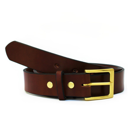 "The Everyday Belt // Brown (30"")"