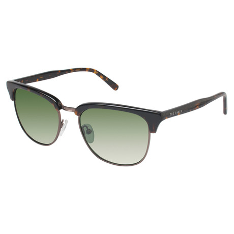 Jedd Polarized Sunglasses // Tortoise