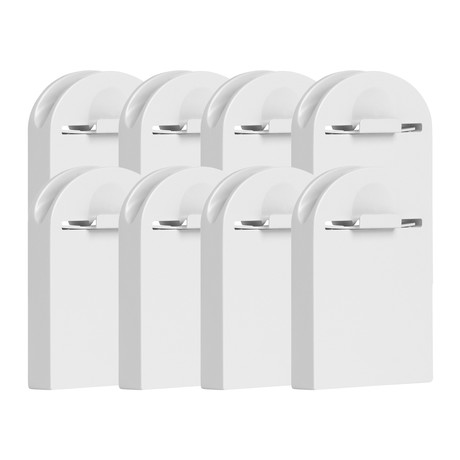 Flint Hook Dry Wall // Picture Frame (Set of 8)