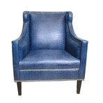 Adrian Collection // Leather Armchair