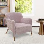 Manchester Accent Chair // Blush