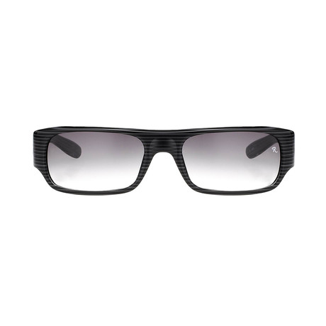 Unisex RAF9C3 Sunglasses // Black + Gray