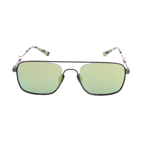 Men's KZ5130 Sunglasses // Green