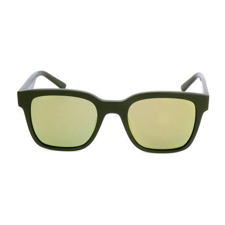 Men's KZ5126 Sunglasses // Green