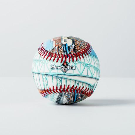 Minute Maid Park (Baseball + Display Case)