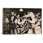 "End Of The Prohibition Party // American Photographer (18""W x 26""H x 1.5""D)"