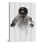 "Astronaut II // Dániel Taylor (18""W x 26""H x 1.5""D)"