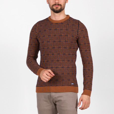 James Tricot Jumper // Camel (S)