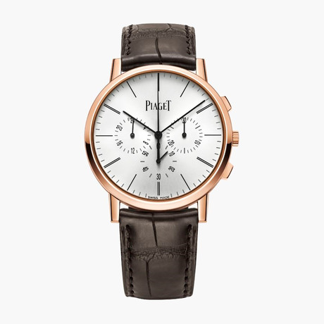 Piaget Altiplano Chronograph Manual Wind // G0A40030 // Store Display